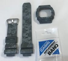 CASIO Original G-shock Watch Band GLX-5600F-8  Gray Strap & Bezel GLX5600