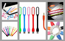 Flexible Usb Led Light Mini Bright Lamp For Computer Laptop Reading Accessories