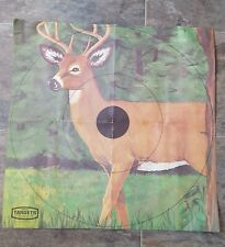 Vintage Deer Target, never used, cool nostalgic picture