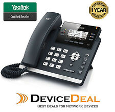 Yealink SIP-T41P  6 Line IP Phone Optima HD Audio + Tax Invoice