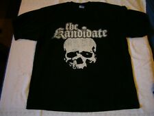 THE KANDIDATE – T-Shirt!! thrash,groove,modern,metal