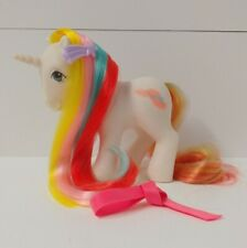 Vintage G1 Hasbro My Little Pony Bouquet Brush n' Grow with Accessories