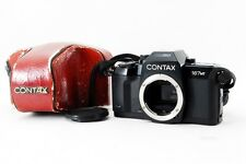 CONTAX 167 MT 35mm SLR Film Camera Body From Japan #171677