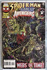 Marvel Comics Spider-Man Team-Up #4 1996 Avengers Clone Saga Ben Reilly NM (9.0)