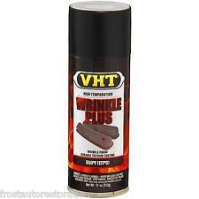 VHT Black Wrinkle Finish Paint Aerosol 310ml Crackle Spray Crinkle Effect