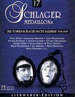 "SCHLAGER MEDAILLONS ""Der Tonfilmschlager macht Karriere 1934-1939"" 2CD-Box NEU"
