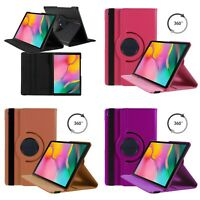 Case For Samsung Galaxy Tab A 2019 10.1 various Colour 360 Degree Rotating Cover