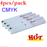 4pcs Calca Compatible 440ml Mimaki SS21 ECO Ink Cartridge CMYK