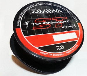 Daiwa Tournament ST Mono Monofilament Line Dark Green 300m Fishing