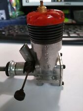 NEW VINTAGE McCOY 40 RED HEAD STUNT CONTROL LINE NITRO MODEL AIRPLANE ENGINE