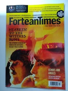 Fortean Times Magazine #403 March 2021 ~ Harken to the Witches Rune - New