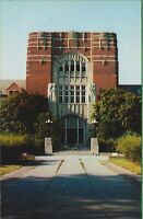 Vintage Postcard Purdue University Lafayette Indiana IN Memorial Union Building