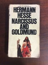 Narcissus & Goldmund By Hermann Hesse (Paperback, 1971)