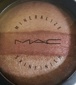 """MAC """"SMOOTH MERGE"""" MINERALIZE SKINFINISH MSF SOLD OUT, RARE"""