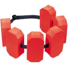 BECO Kinder-Schwimmgürtel Rot 6-Block Schwimmhilfe für Kinder 6-12 Jahre
