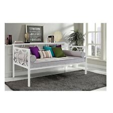 Day Bed For Teens Metal Daybed Frames Twin Bedroom Furniture Guest Beds Room