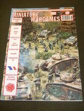 MINIATURE WARGAMES - GUADALCANAL - NOV 1995 # 150
