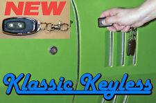 1967-81 GM F-Body power door locks & keyless entry install kit NEW REMOTES