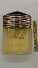 BOUCHERON POUR HOMME MEN 3.4/3.3 OZ/100 ML EAU DE PARFUM EDP SPRAY TESTER NO BOX