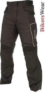 RICHA Monsoon Textile Motorcycle Trouser Waterproof Short/Long/Regular