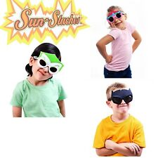 Sun-Staches Kids Shades Sunglasses Dress Up Halloween