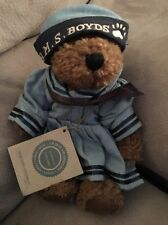 Boyds Bear Inestment Collectables Mercedes Fitzbruin