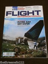 FLIGHT INTERNATIONAL # 5095 - ACCIDENT ANALYSIS - JULY 10 2007