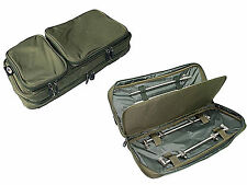 NGT Buzz Bar Carp Fishing Tackle Bag with Two Front Pockets