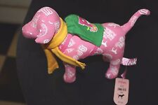 New Victoria's Secret Plush Dog VS Pink NWT Stuffed Animal  --TT