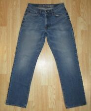 2ddbb2a9605 OLD NAVY Mens Regular Straight Fit 30 x 32 Blue Jeans Great Condition