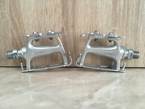 CAMPAGNOLO C RECORD PISTA PEDALS 2ND GENERATION