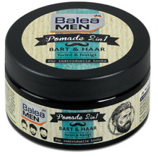 Balea Beard & Hair Pomade Styling MEN Wax Gum Macadamia&Shea Butter Long Lasting