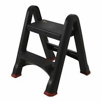 Bailey 2-STEP HANDISTEP LADDER Hard to Reach Places Indoor/Outdoor 100Kg FS10408