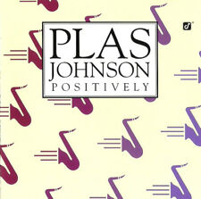 Plas Johnson ‎– Positively CD NEW