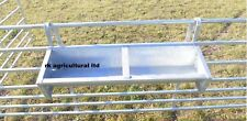 3ft Hook over galvanised feed trough