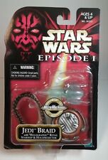 Star Wars Episode 1 Jedi Braid MOC Micro Machines Holographic Starship