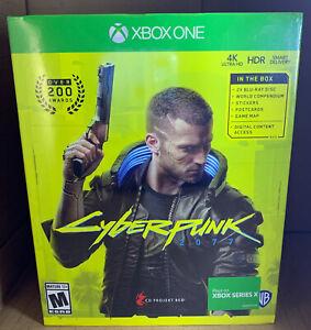 Brand New & Sealed - Cyberpunk 2077 (Xbox One / XB1 / Xbox Series X)