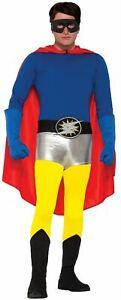 ADULT Super Hero Pants mens costume