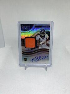 2020 Panini Select 📈 KJ Hamler Rookie Patch Autograph Prizm RPA /199 Broncos
