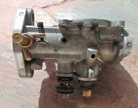 Classic SU Twin H Carburettor H4 Carb Body BMC Austin MG Triumph AUC6020