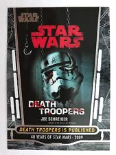 2017 Topps Star Wars 40th Anniversary #93 Death Troopers is Published
