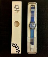Swatch Watch Olympic Games Tokyo 2020 Olympics Logo (GZ 708) SPECIAL EDITION