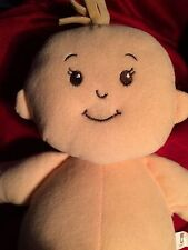 Stella Baby Doll Manhatten Toy Peach Soft Belly Button Tush