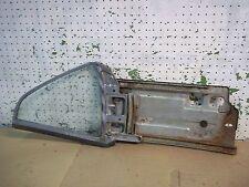 1967 COUGAR RIGHT QUARTER GLASS 1968 CLEAR GLIDE PLATE RUBBER BRACKET MERCURY