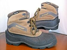 Columbia Sport Snow Winter Boots Men's Sz  10 M  Ankle Chuckka insulated