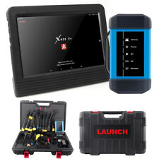 LAUNCH X431 Heavy Duty Model V+ Bluetooth Diagnostic Scanner 12V/24V Car Truck