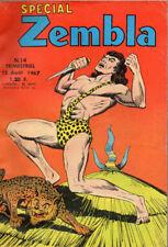 "ZEMBLA Spécial mensuel N°14 - "" août 1967 """