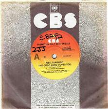 "NEIL DIAMOND - THE GOOD LORD LOVES YOU - RARE 7"" 45 PROMO VINYL RECORD - 1979"