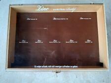 Zino Davidoff Zigarren,Vitrine,Acryl,Holz