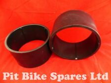 "Pair of Plastic Drift Trike Sleeves. Fits 4.5"" Go Kart Tyre. Drift Trike."
